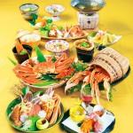 まるごと冬の美食~カニ~<span>-城崎-</span>