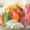 美食健康、具だくさん無水鍋<span>-エレガンテ淡路島-</span>
